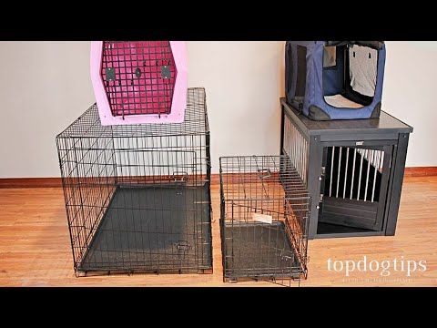 The Best Dog Crate Comparison And Testing