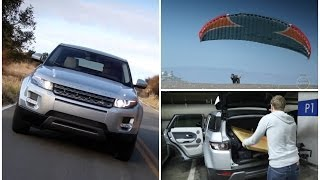 Adventure Versus Reality: 2014 Range Rover Evoque