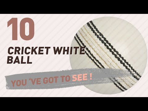 Cricket White Ball, Best Sellers 2017 // Cricket At Amazon India