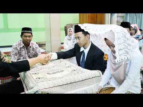 Pernikahan Rafi & Tamara: Praktek Nikah 12 IPS 1 SMAN 63 Jakarta 2018