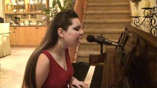 "Celine Dion ""Brahms Lullaby"" by Jasmin Alvarez (cover)"