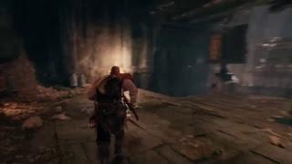 God of war Gameplay part 3