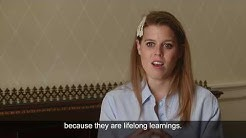HRH Princess Beatrice Made By Dyslexia Interview