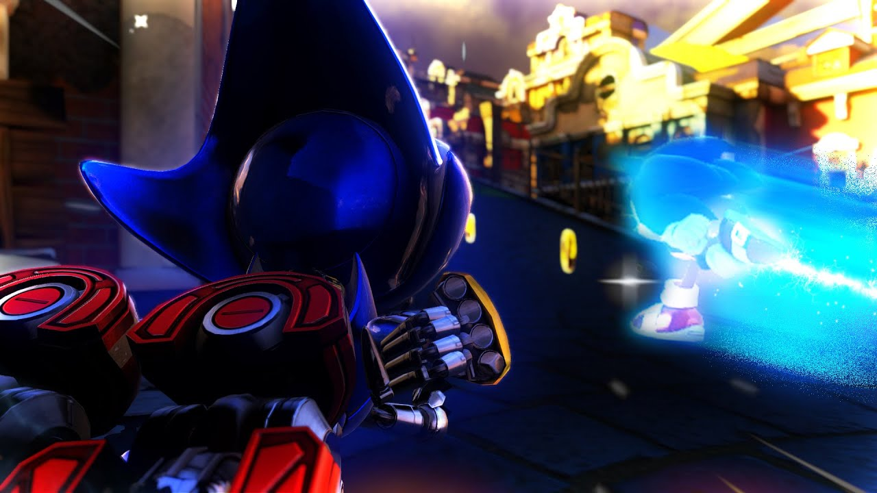 A New DLC Episode for Sonic Forces