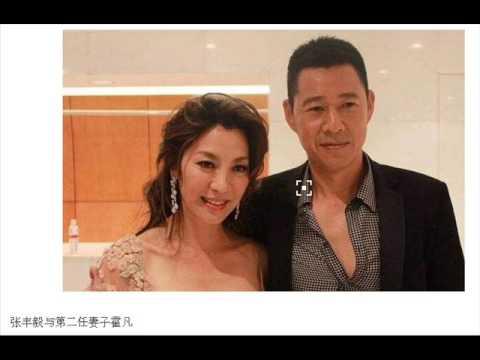 """张丰毅凡事都听第二任老婆霍凡的,就是对儿子有点""""狠"""" !"""