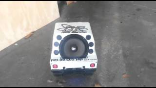 Digital Performance Speaker DPPM88D Used On Toy Car In Puerto Rico