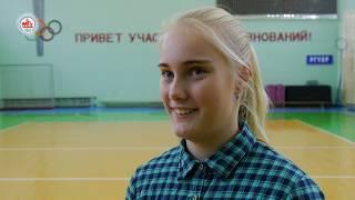 Волейбольная команда СДЮШОР «Жемчужина Полесья-2004»