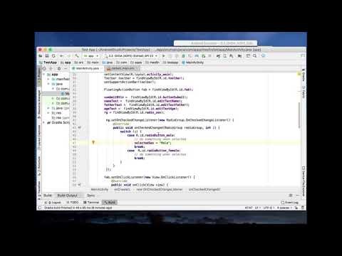 Introduction to Android Programming in Amharic: Tutorials #10 thumbnail