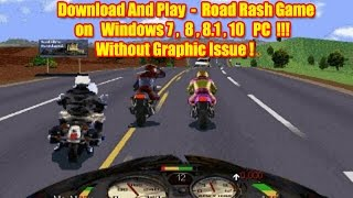 Road Rash PC Game