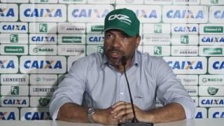 Brasileirão Série B - Sérgio Soares fala sobre derrota para Brasil de Pelotas