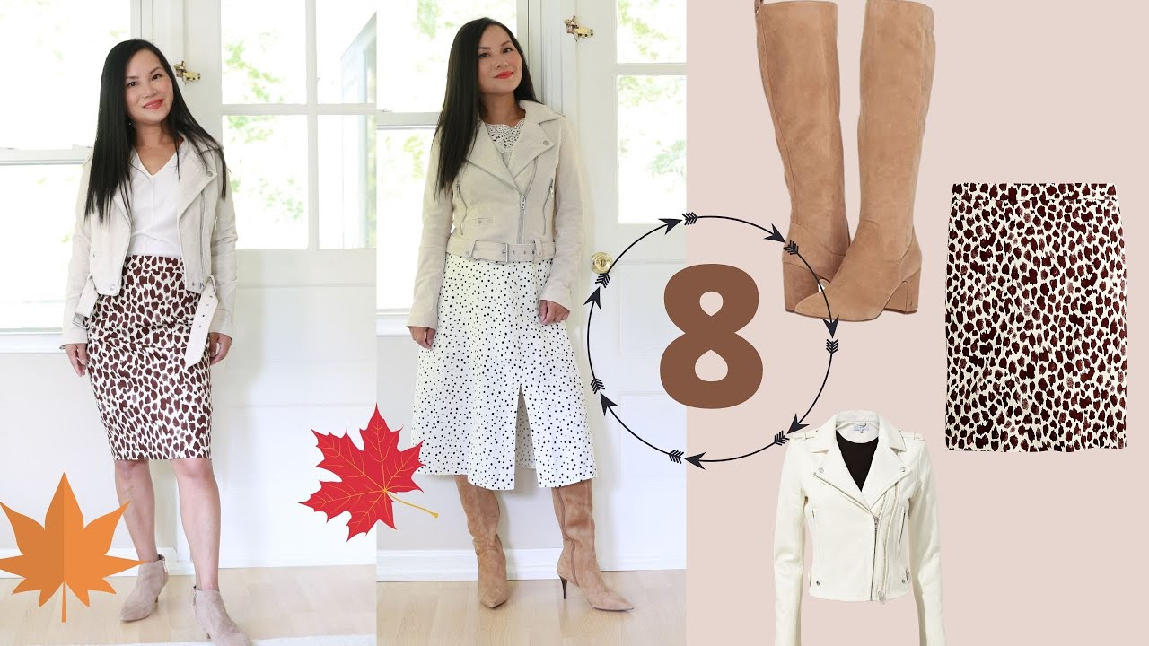 8 Timeless Staples for the Fall Outfits (which one are you missing?)