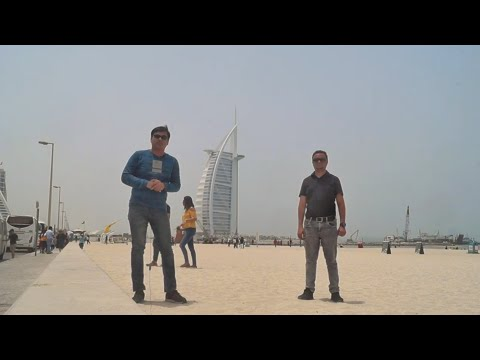 Dubai Day 1: Burj Khalifa || Dubai Mall || Musical Fountain Show || Kite Beach