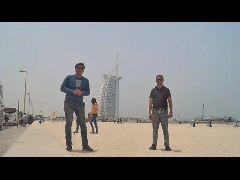 Dubai Day 1: Burj Khalifa || Dubai Mall || Musical Fountain Show || Kite Beach