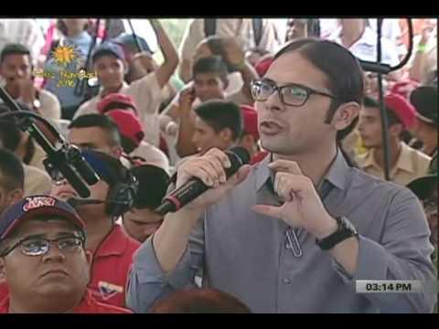 Ministro Ñáñez anuncia que Carnavales de El Callao serán nombrados patrimonio por la Unesco