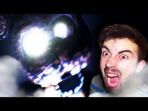 FREDDY EL GORDO ACOSADOR D: | MEJORES SUSTOS en TJOC:R - (Five Nights At Freddy's)