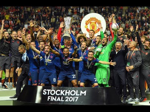 Manchester United Season Review - Europa League 2016-17 By - Vedant Choubey