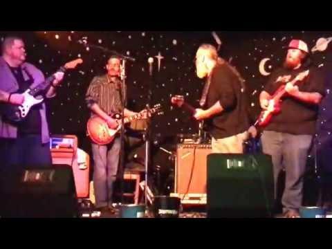 Ben/Rusty & John Barkley/Marty-Old Love-Ben Gatlin's Birthday Jam 2016