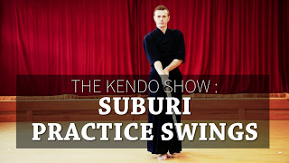 Kendo Basics : Kendo Suburi (Practice Swings) - The Kendo Show