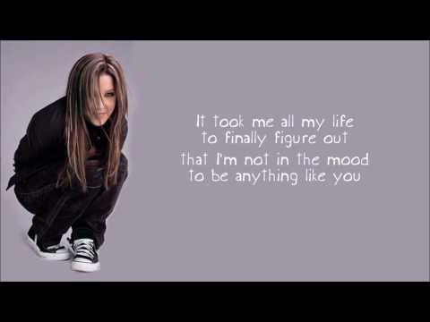 Клип Lisa Marie Presley - I'll Figure It Out