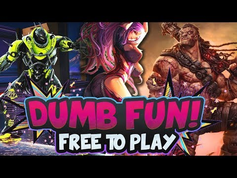 """The Best 🤯 New Dumb Fun """"Free To Play Games"""" You Have To Try 