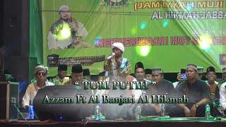 Download lagu TURI PUTIH - AZZAM ft AL HIKMAH.JAMUNIRO [Jamaah Muji Nabi,Rosul]