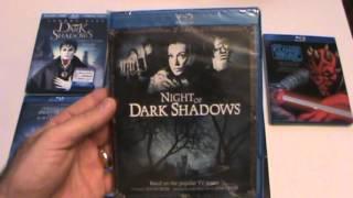 Présentations Dark Shadows, Dial M for Murder, Masters Universe, Magic Mike, Star Wars