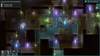 Halfway PC Windows Indie Turn based Strategy Sci fi GamePlay