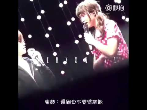 151006 【中字】 SMROOKIES SHOW - 동혁Donghyuk&태용Taeyong