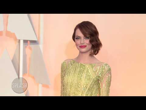 Emma Stone was slapped 'for real' in The Favourite | Daily Celebrity News | Splash TV