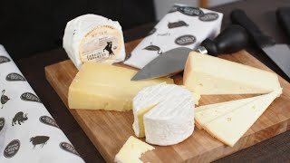 Cheese 101: How to Cut Cheese