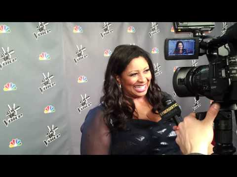 Kim Yarbrough   The Eliminations Week 2 (Behind The Scenes)   The Voice Season 2 Top 24