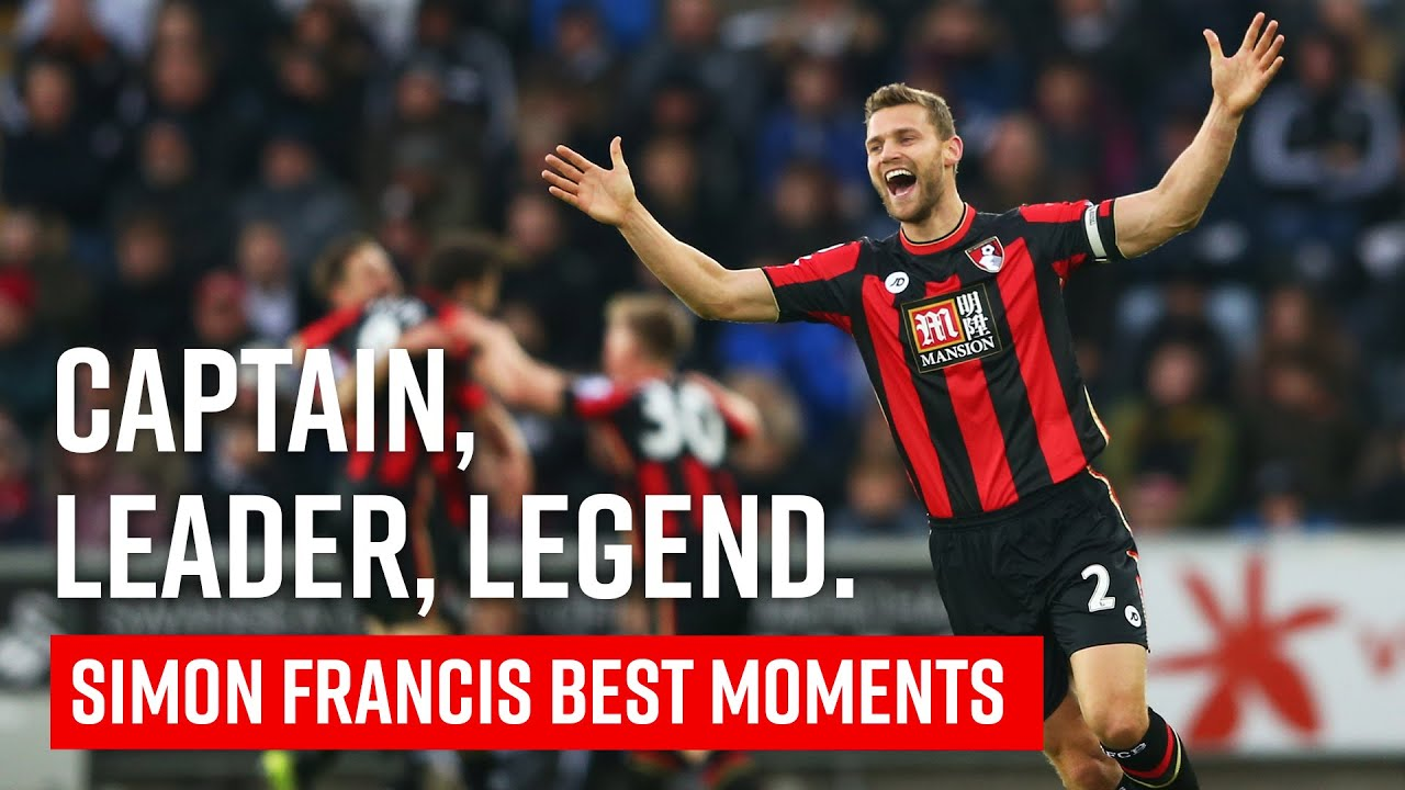 Captain, leader, legend. 🌟 | Farewell, Simon Francis