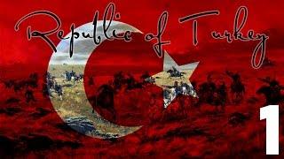"HOI4: The Great War Mod - Republic of Turkey 1 ""The Liberal Entente in Turkey"""