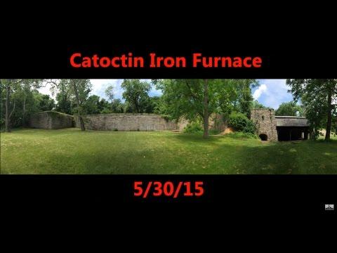 Old Historic Catoctin Iron Furnace