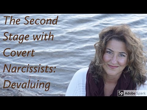 The Second Stage with a Covert Narcissist: Devaluing - YouTube
