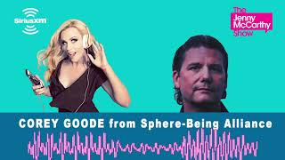 Corey Goode on The Jenny McCarthy Show