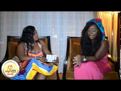 Jackie Appiah's interview in US