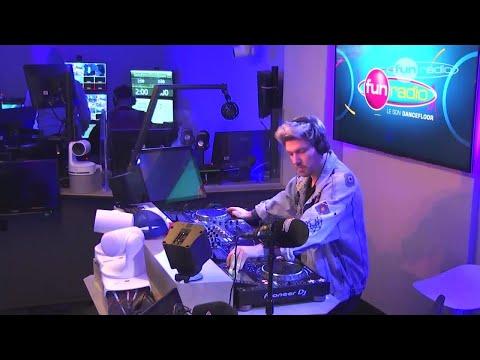 Mosimann en mix sur Fun Radio