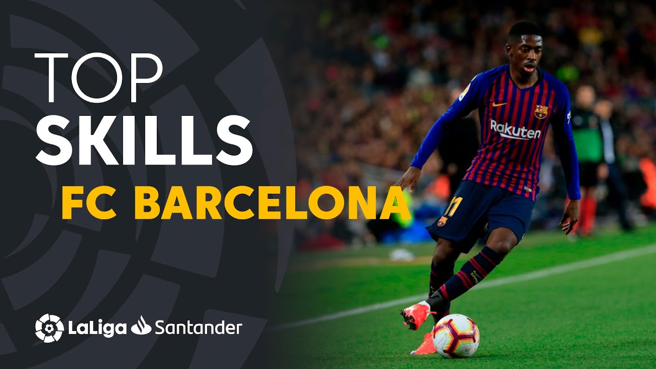 Photo of Best Skills FC Barcelona LaLiga Santander 2018/2019 – الرياضة