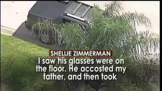 George Zimmerman Wife Claims 'Gun Threat'