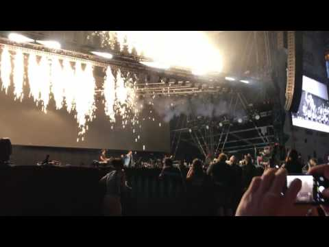 THE WEEKND - OPENING / STARBOY | WIRELESS FESTIVAL FRANKFURT 06/24/2017