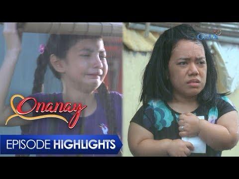 Onanay: Labis na pag-aalala ni Onay kay Maila | Episode 9