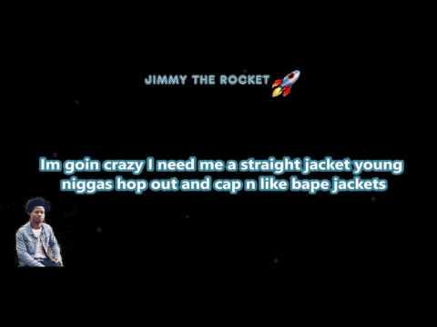 Jimmy Rocket - Bars From Mars Lyrics
