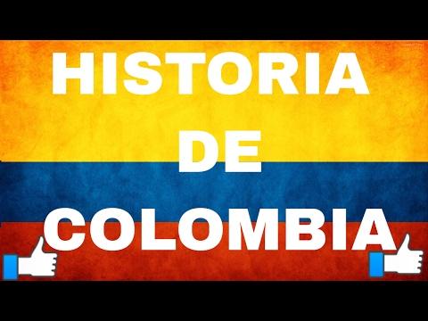 Historia de Colombia | La verdadera Historia de Colombia 🎞