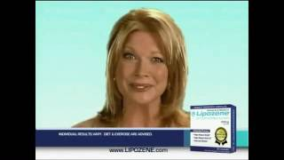 Lipozene TV Commercial For Lose Weight Fast Weight Loss Ads