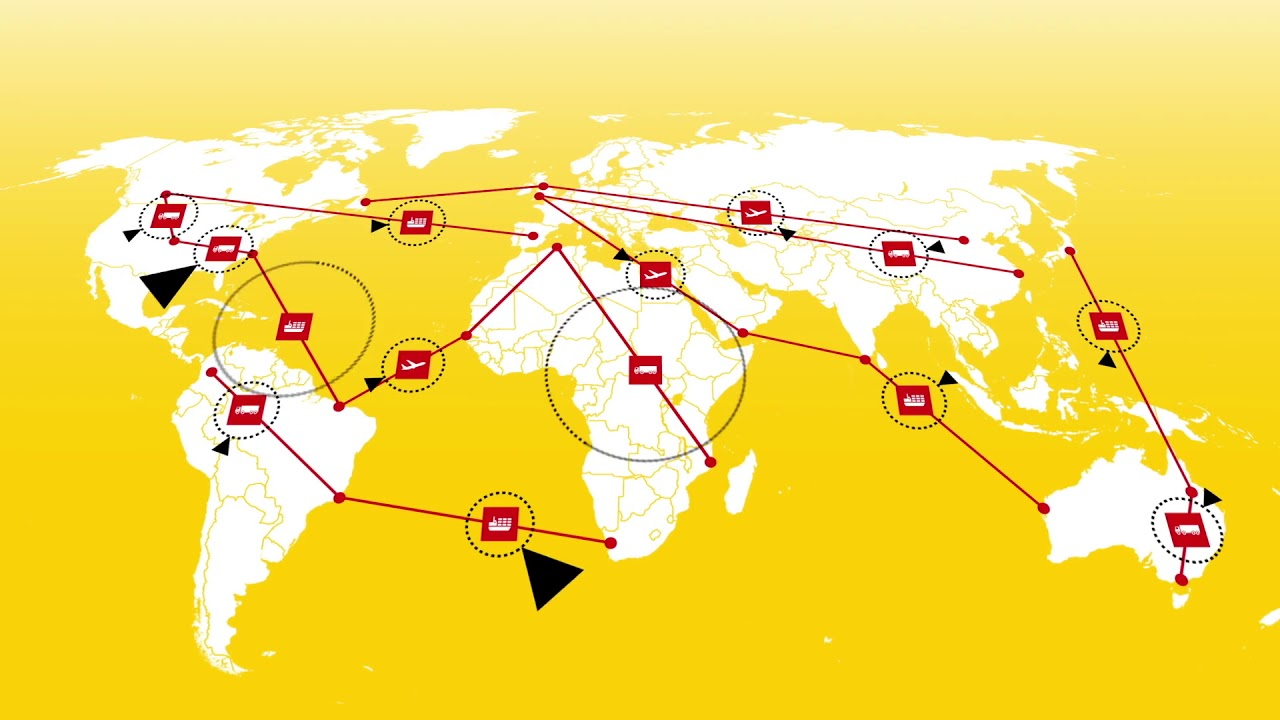 DHL Supply Chain Lead Logistics Partner – IT Integration