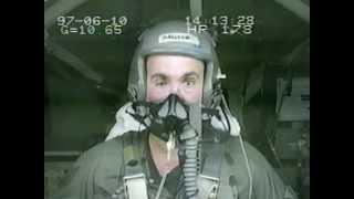 Brooks AFB, TX Centrifuge,1997 12-G Protocol