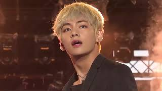 Proof that BTS V is a BORN PERFORMER