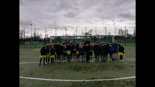 CZ3-Mecz Kontrolny FC Yellow Bolesławiec vs WKS Śląsk Wrocław - Wrocław 22.12.2018 - III Kwarta 3/3