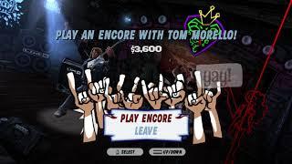 Tom Morello Guitar Hero III Battle